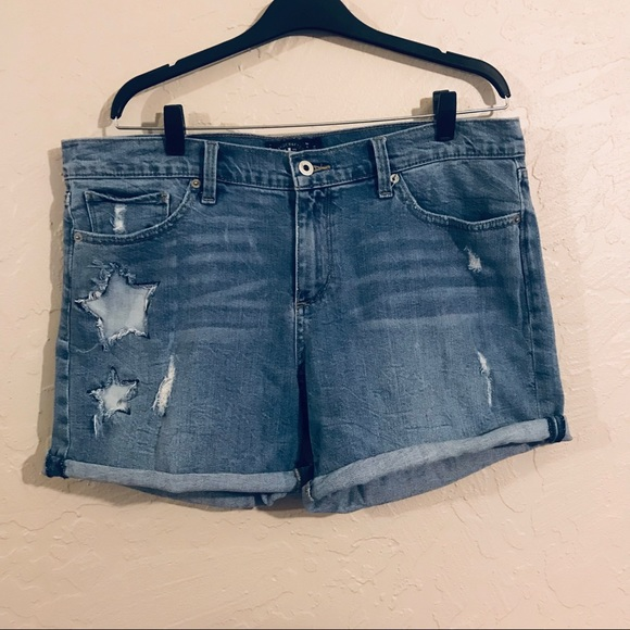 Lucky Brand Pants - Lucky brand star shorts size 12